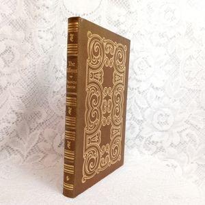 The Effays Bacon Leather Bound Easton Press 1980